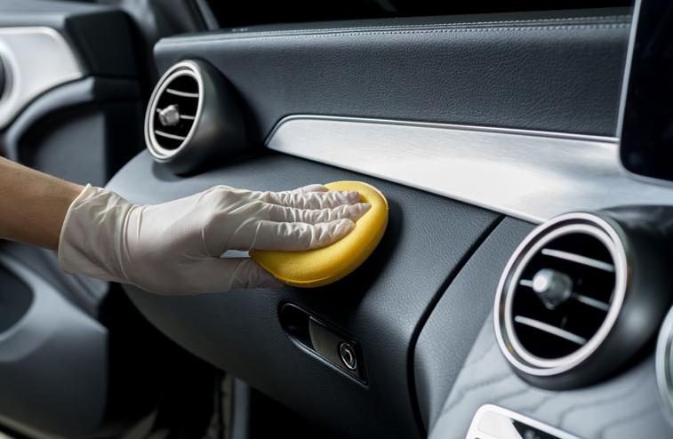 interior detailing car