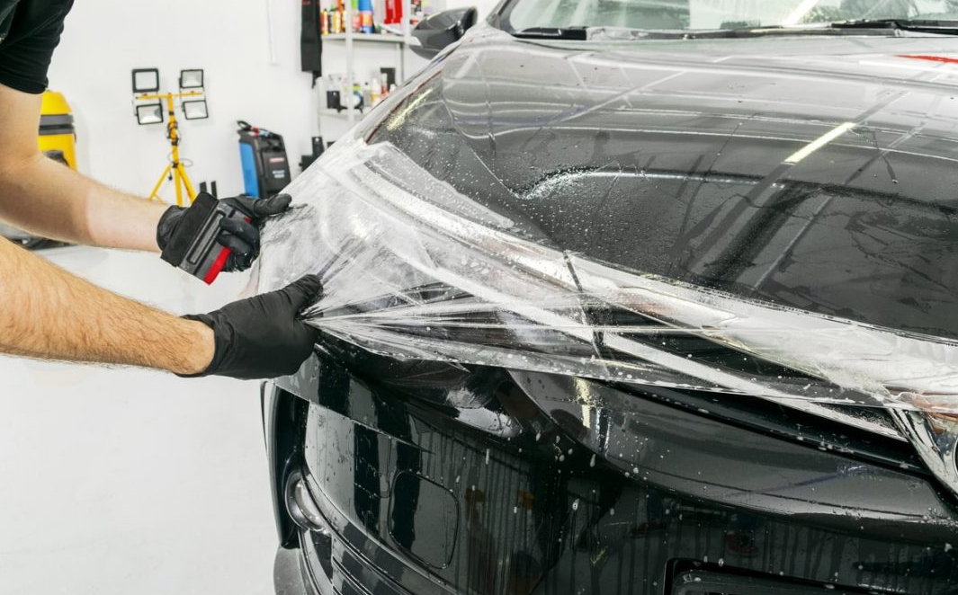 paint protection car wash